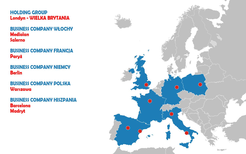 MappaEuropa